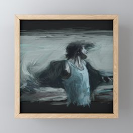 Dancer III Framed Mini Art Print