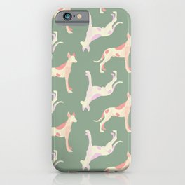 Dogs & co iPhone Case