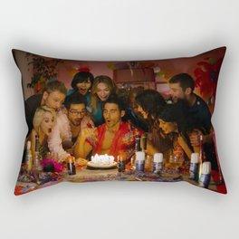 SENSE8 Christmas characters special Rectangular Pillow