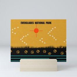 Everglades National Park Mini Art Print