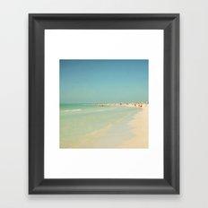 Siesta #3 Framed Art Print