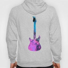 guitar art #guitar Hoody