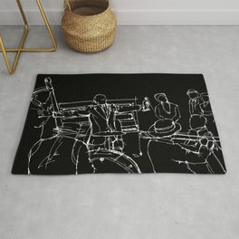 The great Satchmo Rug