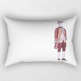 Mister Ostrich Rectangular Pillow