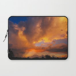 The Storm is Here Laptop Sleeve