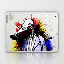 I am the Voice of my People Laptop & iPad Skin