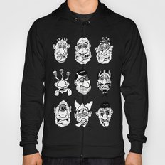 Shafted Villains (they ain't so bad) Hoody