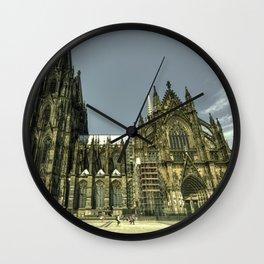 Koln Dom Wall Clock