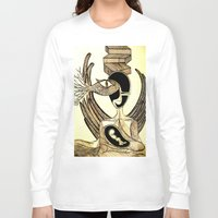 mother Long Sleeve T-shirts featuring Mother by Nima