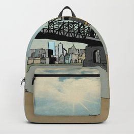 Manhattan, New York City Backpack