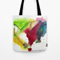 Take Your Origami Skill and Make A Paper Dove Tote Bag