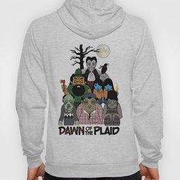 Dawn of the Plaid Hoody