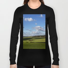 Views of Wiltshire. Long Sleeve T-shirt