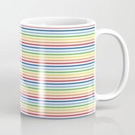 Vintage T-shirt No7 Coffee Mug