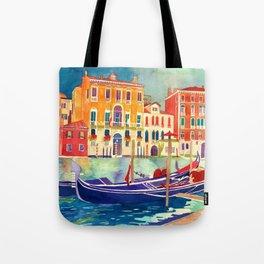 sunshine in Venezia Tote Bag
