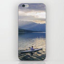 bohinj lake iPhone Skin