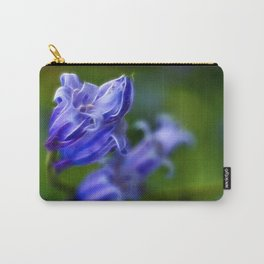 Bluebell Stem Carry-All Pouch