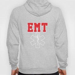 EMT Star of life EMS Gift Hoody