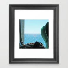 calabria Framed Art Print