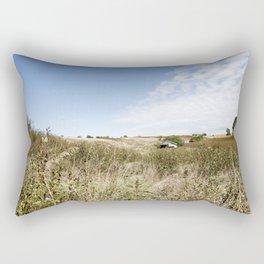 Iowa Countryside Rectangular Pillow