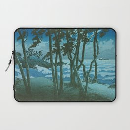 Travel Souvenir Third Collection, Izumo, Hinomisaki - Digital Remastered Edition Laptop Sleeve