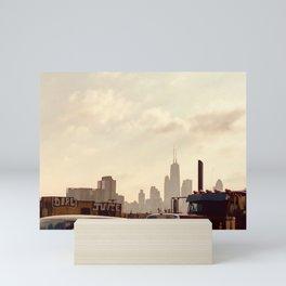 A Road Too Travelled Mini Art Print