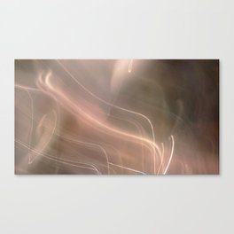 Untitled: Abstract Champagne Canvas Print