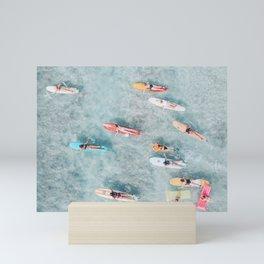 float ii Mini Art Print
