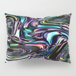 Wormholes Pillow Sham