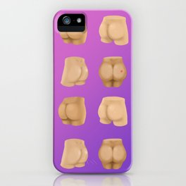 About Butts iPhone Case