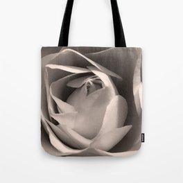 rose portrait Tote Bag