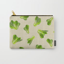 Bok Choy Vegetable Carry-All Pouch