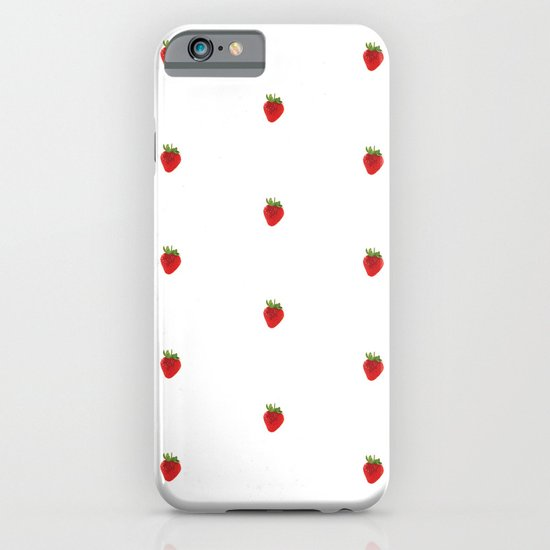 Earth Berry iPhone & iPod Case