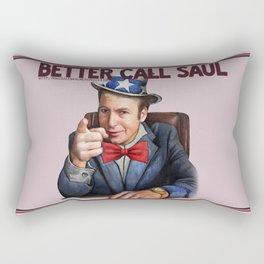 Better Call Saul Rectangular Pillow