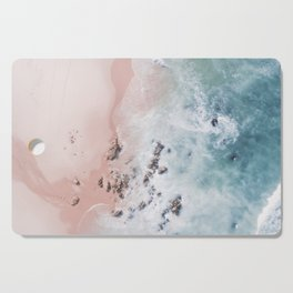 sea bliss Cutting Board
