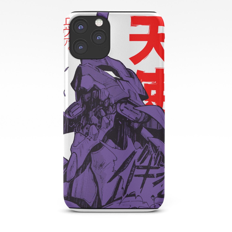 Eva 01 Evangelion Iphone Case By Waltermed Society6