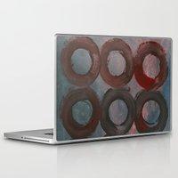 dramatical murder Laptop & iPad Skins featuring Murder Mystery by eff.