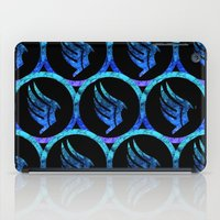 mass effect iPad Cases featuring Mass Effect Paragon by foreverwars