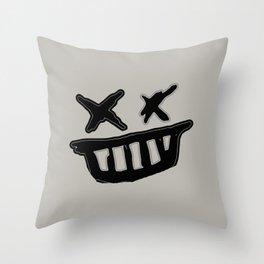 kashtanka Throw Pillow