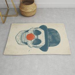 Dead clown Rug