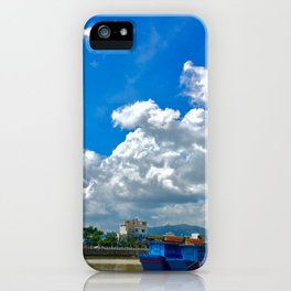 The River Bank iPhone Case