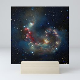 Galactic Spectacle Mini Art Print