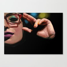 Beebo Canvas Print