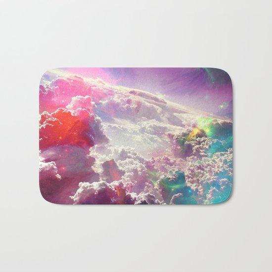 Clouds #galaxy Bath Mat
