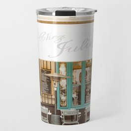 Chez Julien Travel Mug