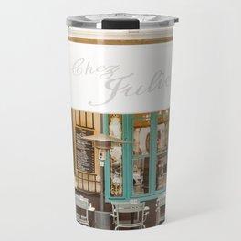 Chez Julien Travel Mug
