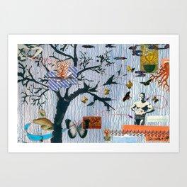The Whisper Art Print