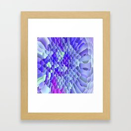 Bursting.... Framed Art Print