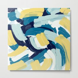 Abstract painting 111 Metal Print