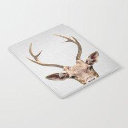 Deer - Colorful Notebook
